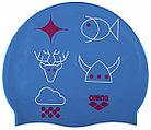 Arena  шапочка для плавания детская Print jr, фото 2