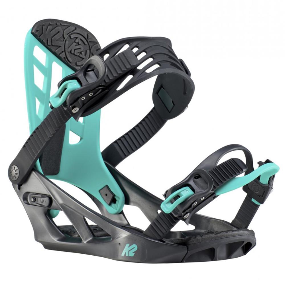 K2  крепления сноубордические детские Vandal - 2020