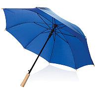 """Автоматический зонт-антишторм из RPET 23"""", синий, , высота 78 см., диаметр 103 см., P850.405"""