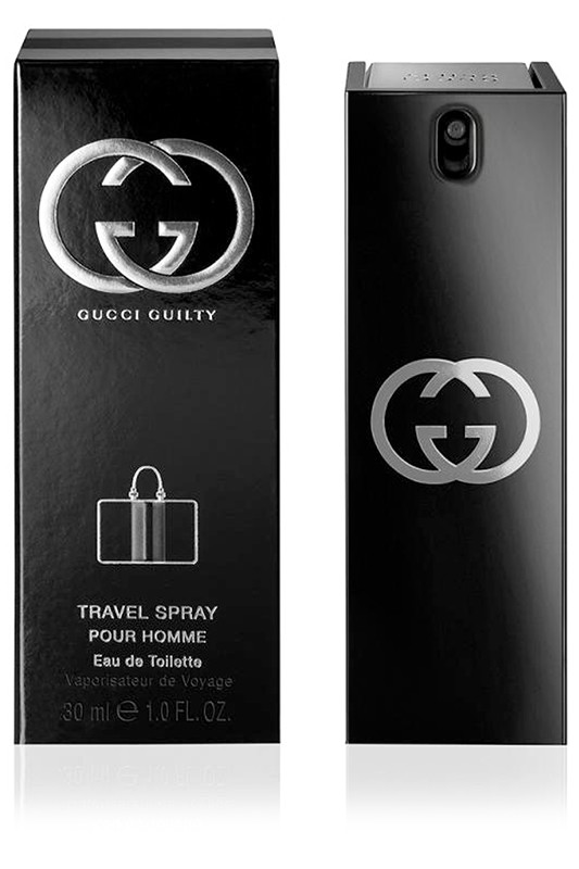 Gucci Guilty Pour Homme travel spray edt 30ml