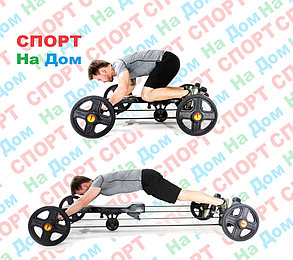 Тренажер для похудения Fitness Frog до 100 кг., фото 2