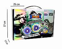 Игрушка Волчок Бейблэйд 2в1 Frozen Mad Shark N826-5C