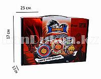 Игрушка Волчок Бейблэйд 2в1 Knife Fire Dragon N826-5A