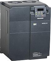 Преобразователь частоты CONTROL-L620 380В, 3Ф 5,5-7,5 kW IEK