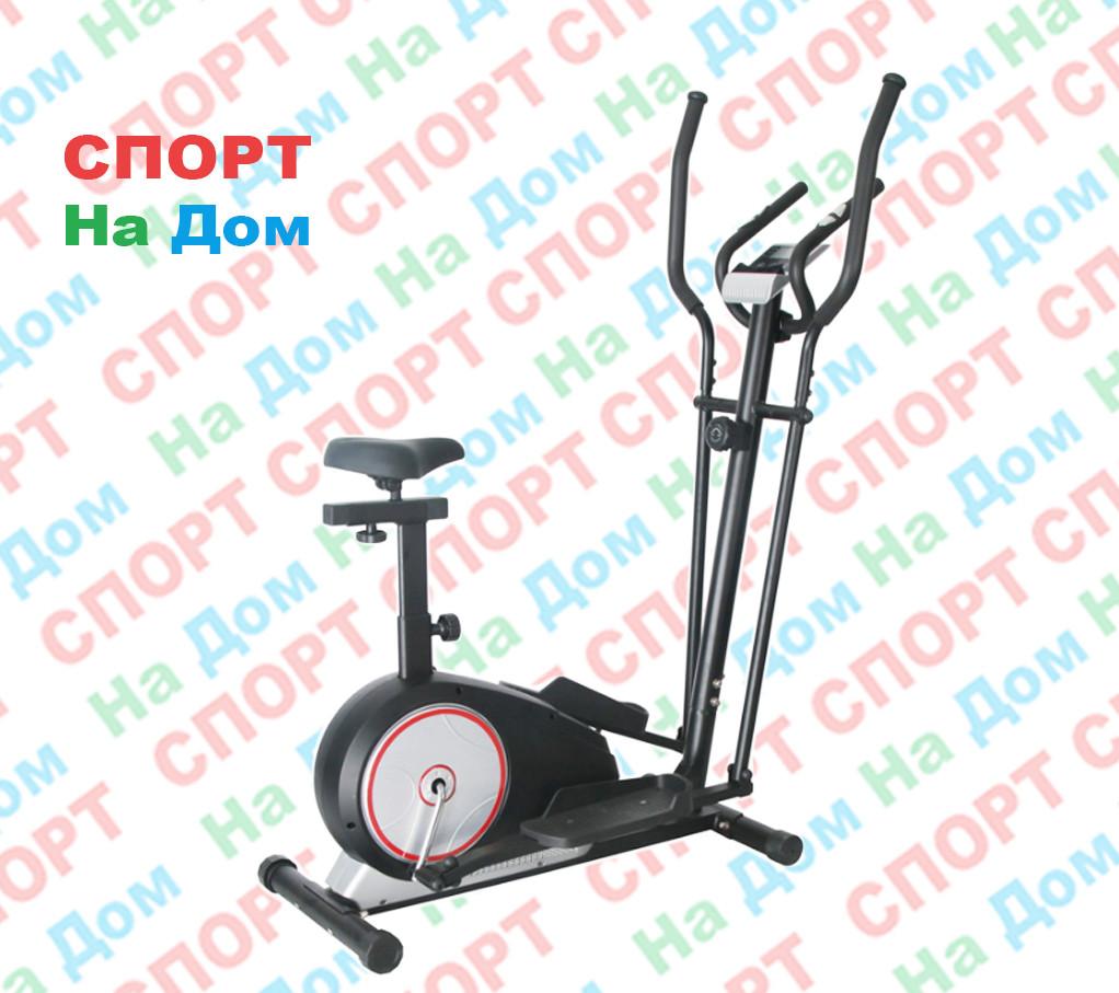 Эллиптический магнитный тренажер K Power 8521 HA до 120 кг