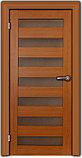 Дверь, МДФ, со стеклом, глухая, Темза, фото 6