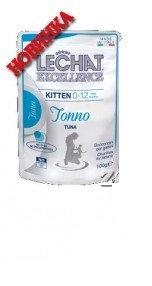 Lechat Exellence, Лешат Экселенс влажный корм для стерилизованных кошек, кусочки с уткой, пауч 100гр.