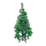 """Искусственная елка """"Новогодняя"""" 210см с заснеженными иголками"""