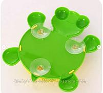 Настенный держатель для зубных щеток(черепашка,божья коровка), фото 3
