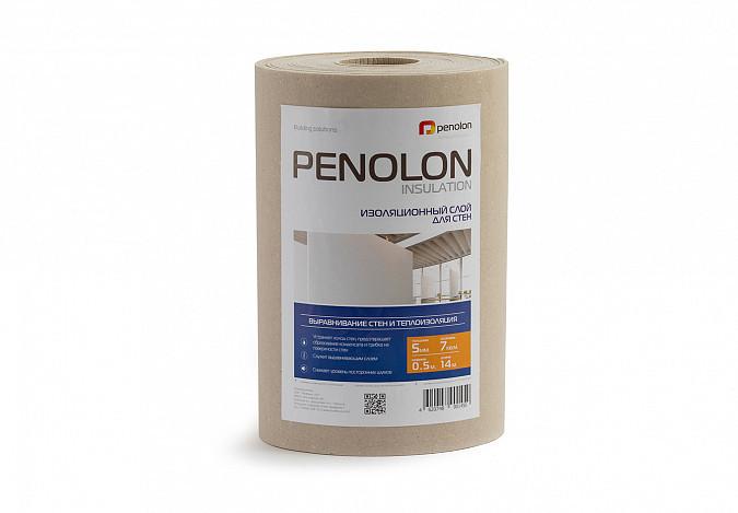 Пенолон - обои для звукоизоляции