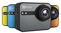 S5 Plus - 8MP Экшн камера + Дистанционное управление S1-K2.