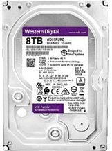 WD81PURX - 8Тб Жёсткий диск Western Digital.