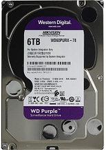 WD60PURX-78 - 6Тб Жёсткий диск Western Digital.