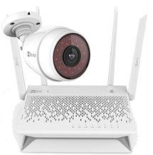Vault Plus - Wi-Fi Роутер с функцией видеорегистратора (+ Wi-Fi Камера C3C  или ez360 - на выбор).
