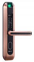 Door Lock II - Электромеханический замок с биометрической (по отпечаткам пальцев) системой контроля доступа.
