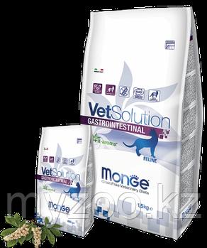 Monge VetSolution Gastrointestinal Cat, Монже ветеринарный корм при нарушениях пищеварения для взрослых кошек,