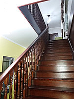Изготовление Лестниц из дерева на любом каркасе