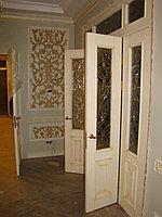 Установка дверей межкомнатных, входных. Установка витражных, раздвижных, с 2,3,4... полотнами, складных.