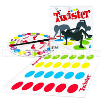 Игра Твистер напольная (Twister) подвижные игры