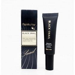 Крем для век Farmstay Black Snail Premium Eye Cream