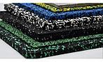 Преимущества резиновой плитки и покрытия
