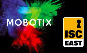 MOBOTIX представил платформу MOBOTIX 7 и камеру M73 на выставке ISC East 2019
