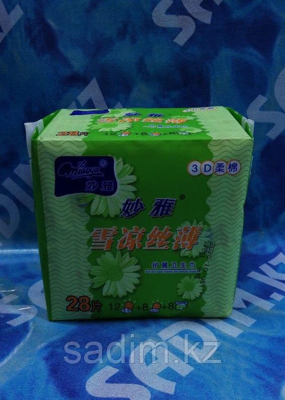 Лечебные прокладки miaoya ( 28 шт )