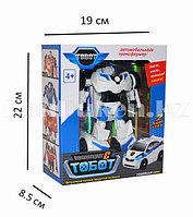 Игрушка детская трансформер ТОБОТ C TB1882C