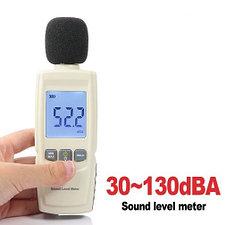 Шумомер (прибор для измерения уровня звука) - Шумомер GM1352, фото 3