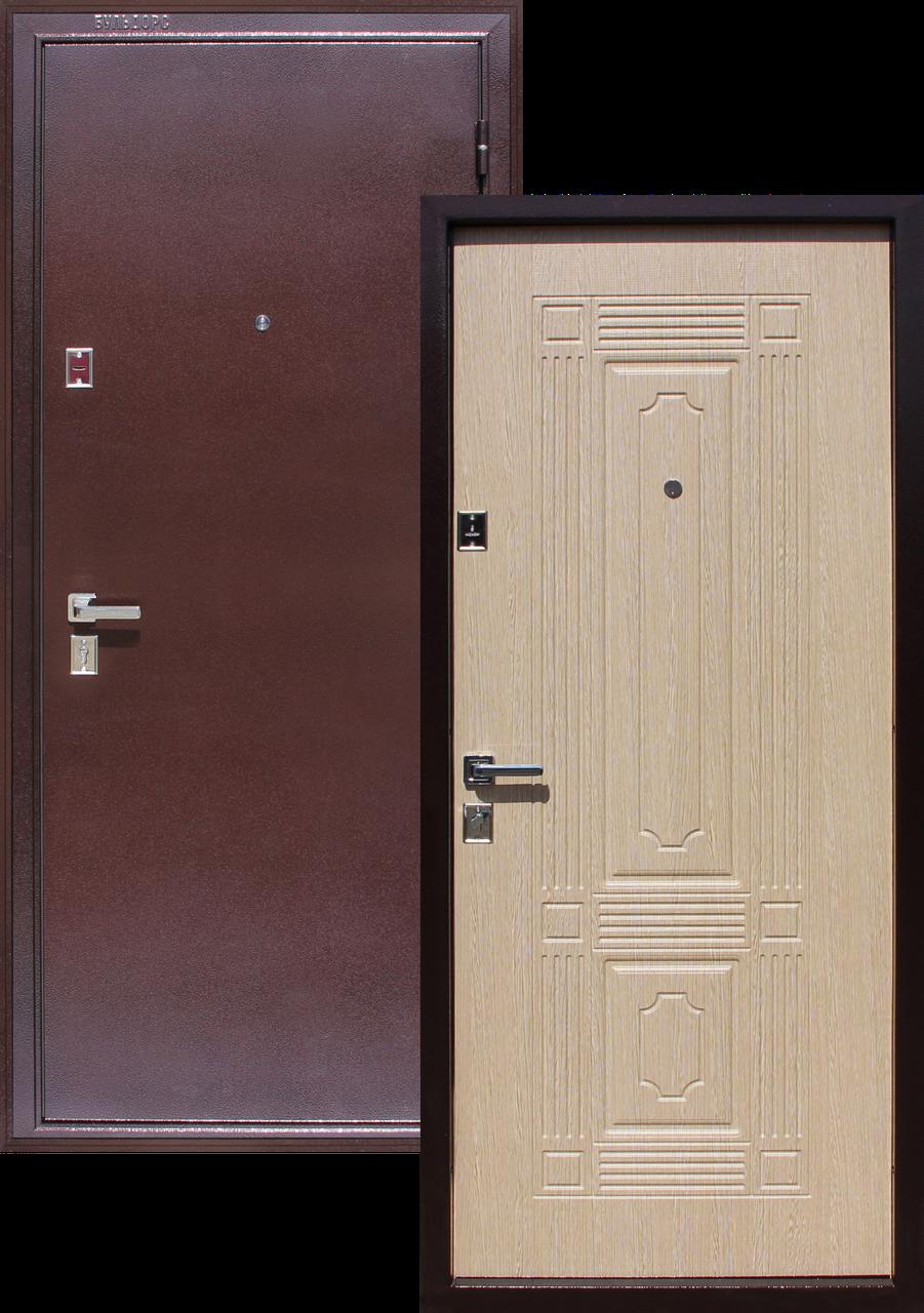 Входная дверь Бульдорс-12 C4 Медь