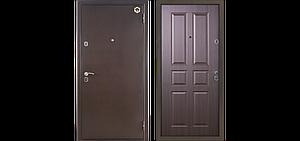 Входная дверь Бульдорс-12C Венге