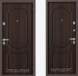 Металлическая дверь Бульдорс-14z Венге