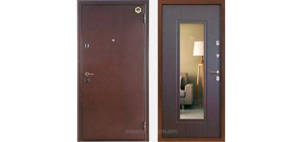 Металлическая входная дверь Бульдорс-27