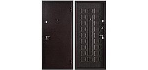 Металлическая дверь Бульдорс-33 Венге