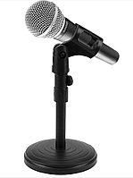 Настольная стойка для микрофона