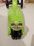 Самокат Scooter (светящиеся колеса), фото 5