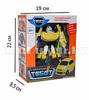 Игрушка детская трансформер ТОБОТ D TB1882D