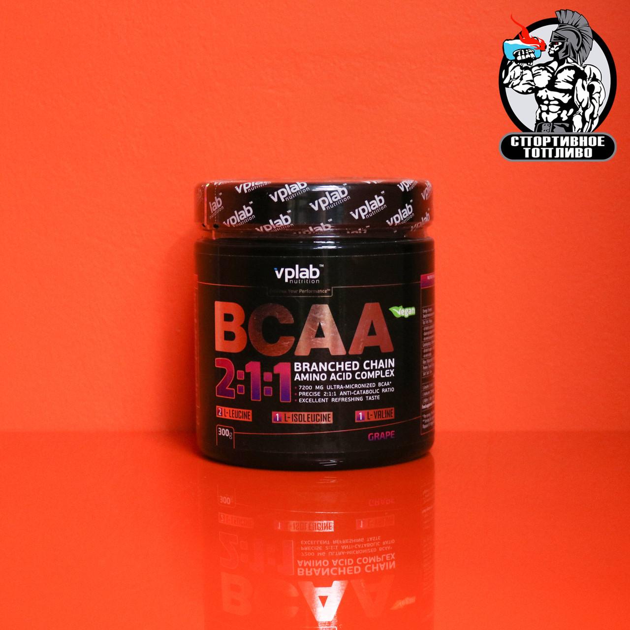 VPLab - BCAA 2:1:1 300гр/38 порций