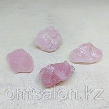 Кварц розовый, кусковой, 30х30х20мм