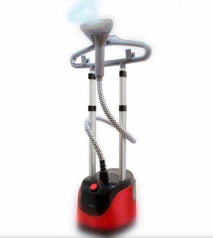 Мультифункциональный вертикальный отпариватель-очиститель HAEGER HG-3038