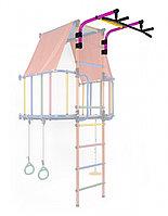 Модуль турник (для Индиго) розовый