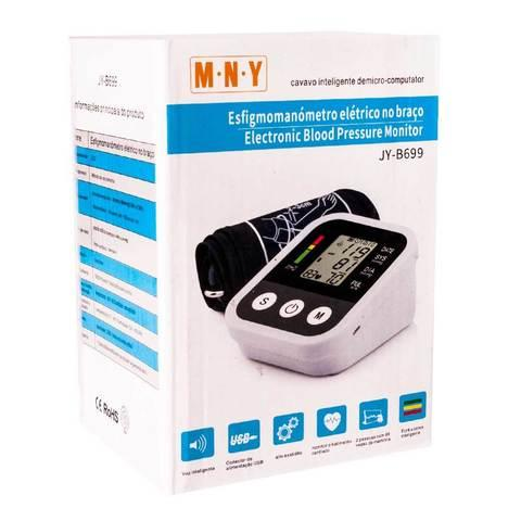 Тонометр для измерения артериального давления цифровой Electronic Blood Pressure Monitor JY-B699