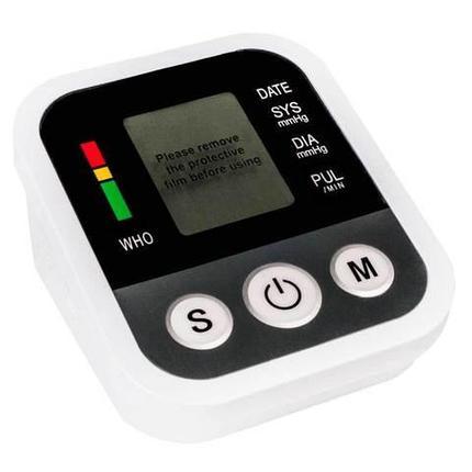 Тонометр для измерения артериального давления цифровой Electronic Blood Pressure Monitor JY-B699, фото 2