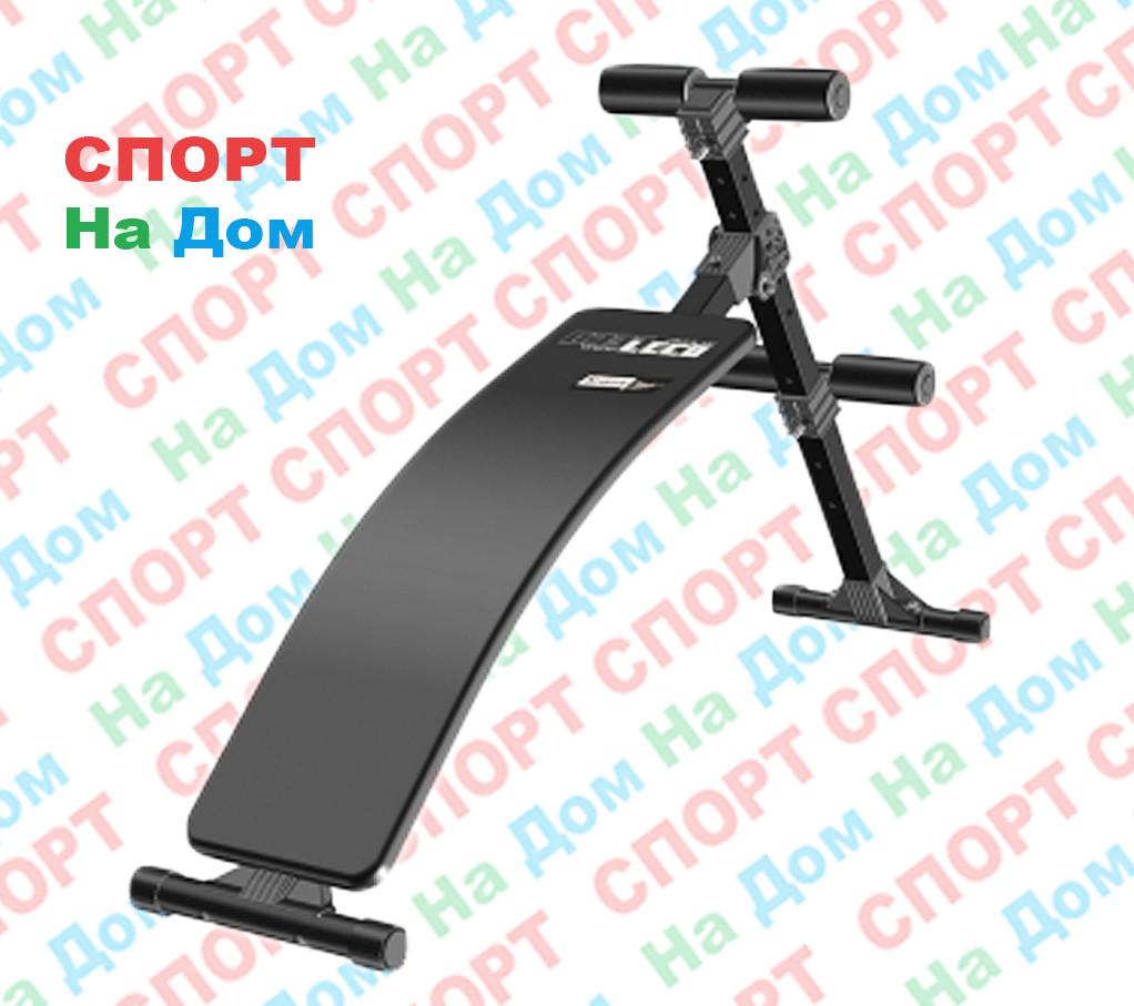 Скамья для пресса изогнутая Starter до 100 кг. (Россия)