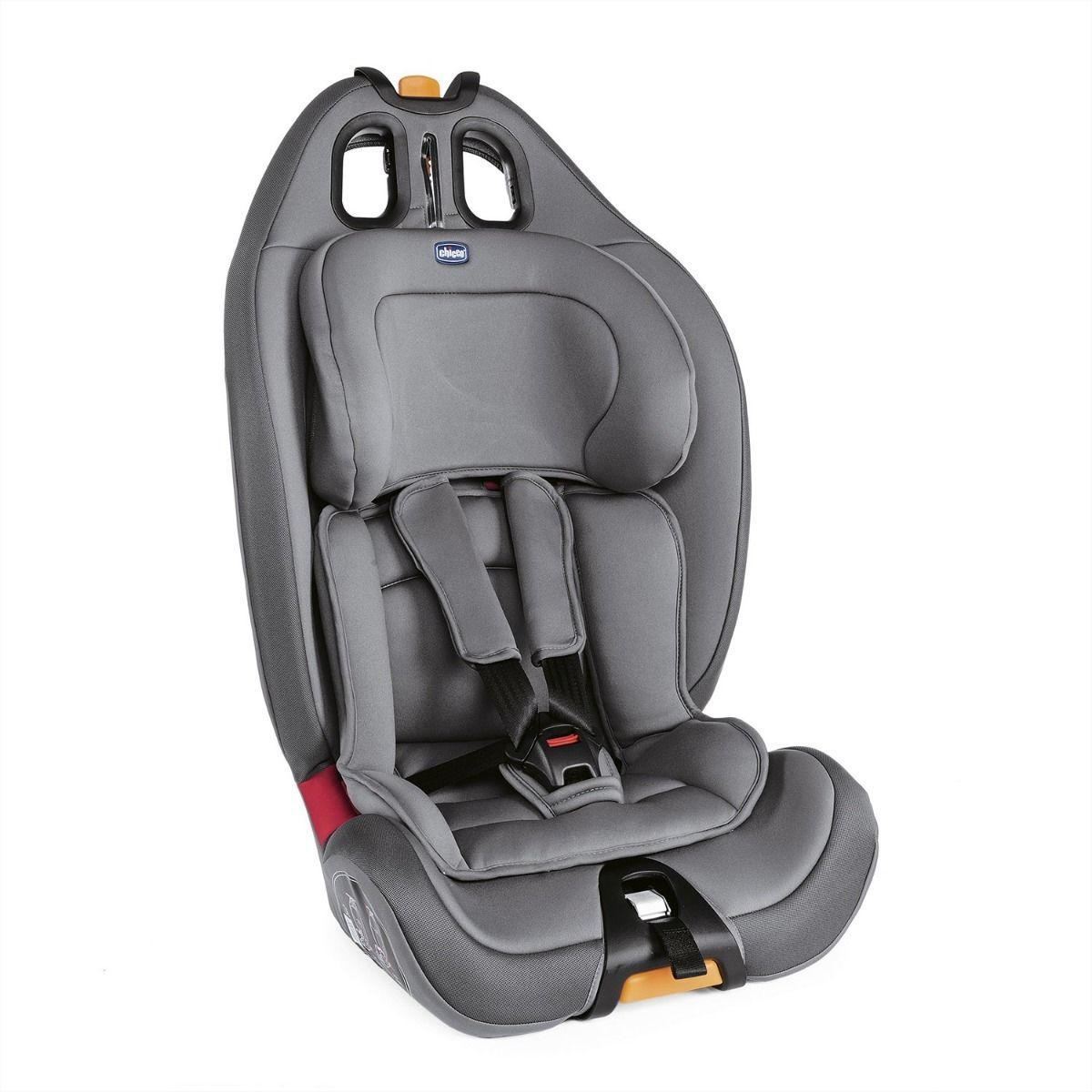 Chicco: Автокресло Gro-Up 1/2/3 Pearl(9-36 kg) 12+