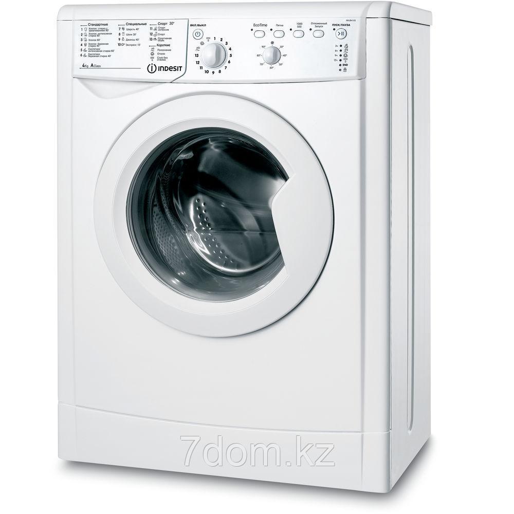 IWUB 4105 (CIS) стиральная машина Indesit