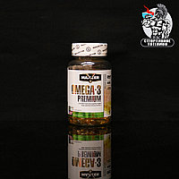 Maxler - Omega3 Premium 60 капс/30 порций