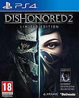 DISHONORED 2 PS4, фото 1