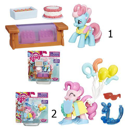 Hasbro My Little Pony Коллекционная фигурка - День рождения Пинки Пай, в ассортименте