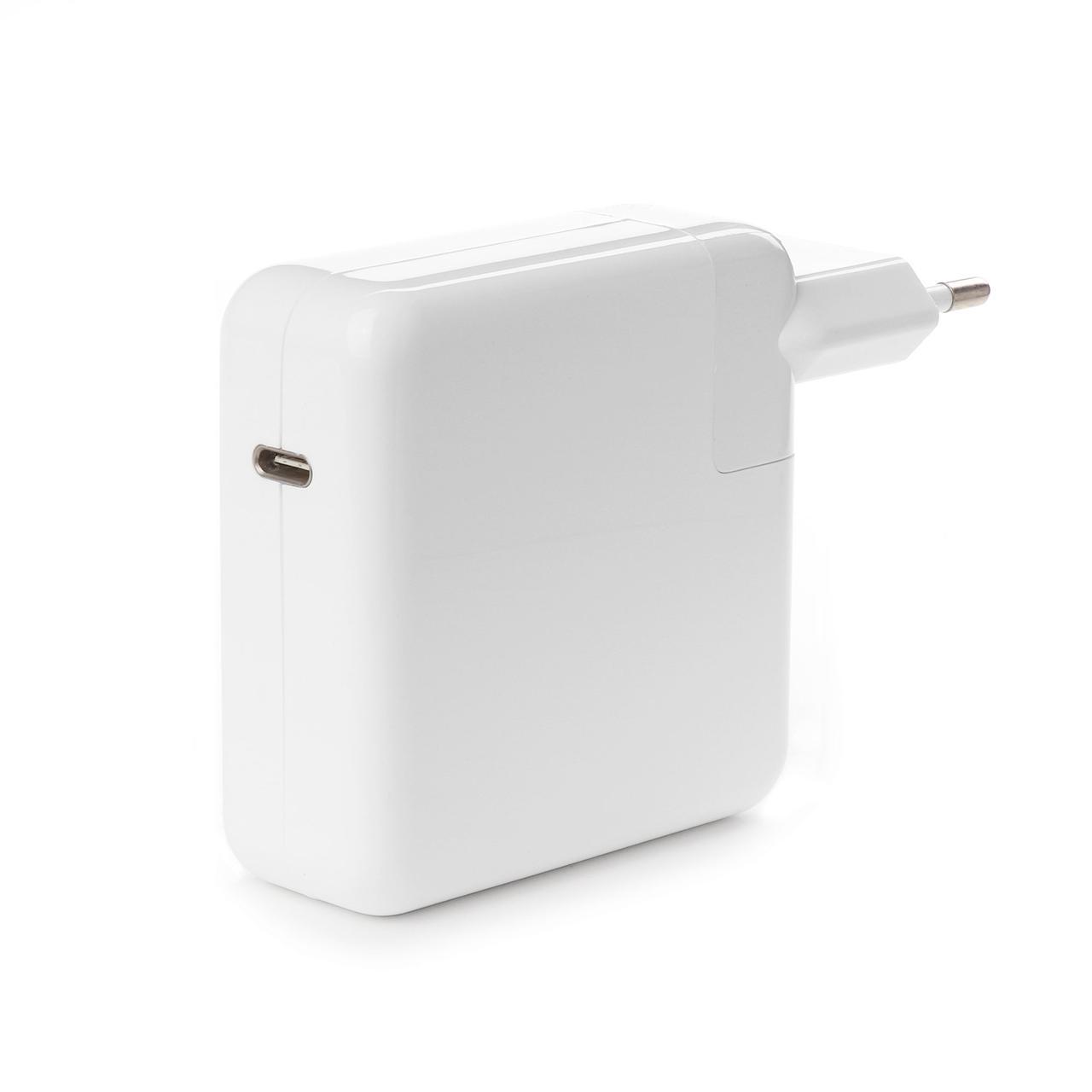Блок питания USB-C 61W, Power Delivery 3.0, Quick Charge 3.0, Белый